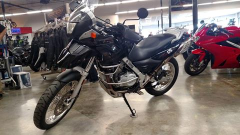 2007 BMW F 650 GS in Fremont, California