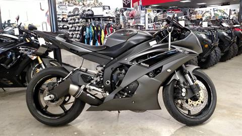 2016 Yamaha YZF-R6 in Fremont, California