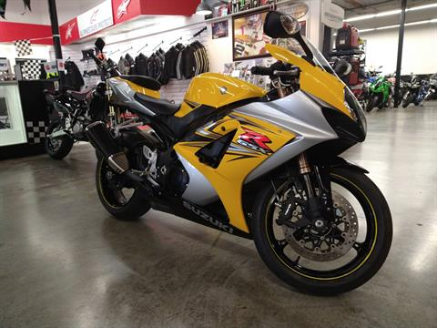 2007 Suzuki GSX-R1000™ in Fremont, California - Photo 1