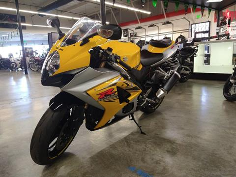 2007 Suzuki GSX-R1000™ in Fremont, California - Photo 2