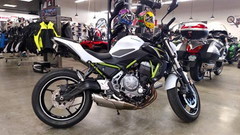 2017 Kawasaki Z650 ABS in Fremont, California