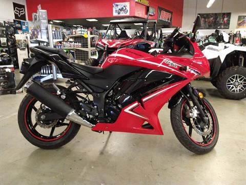 2012 Kawasaki Ninja® 250R in Fremont, California - Photo 1