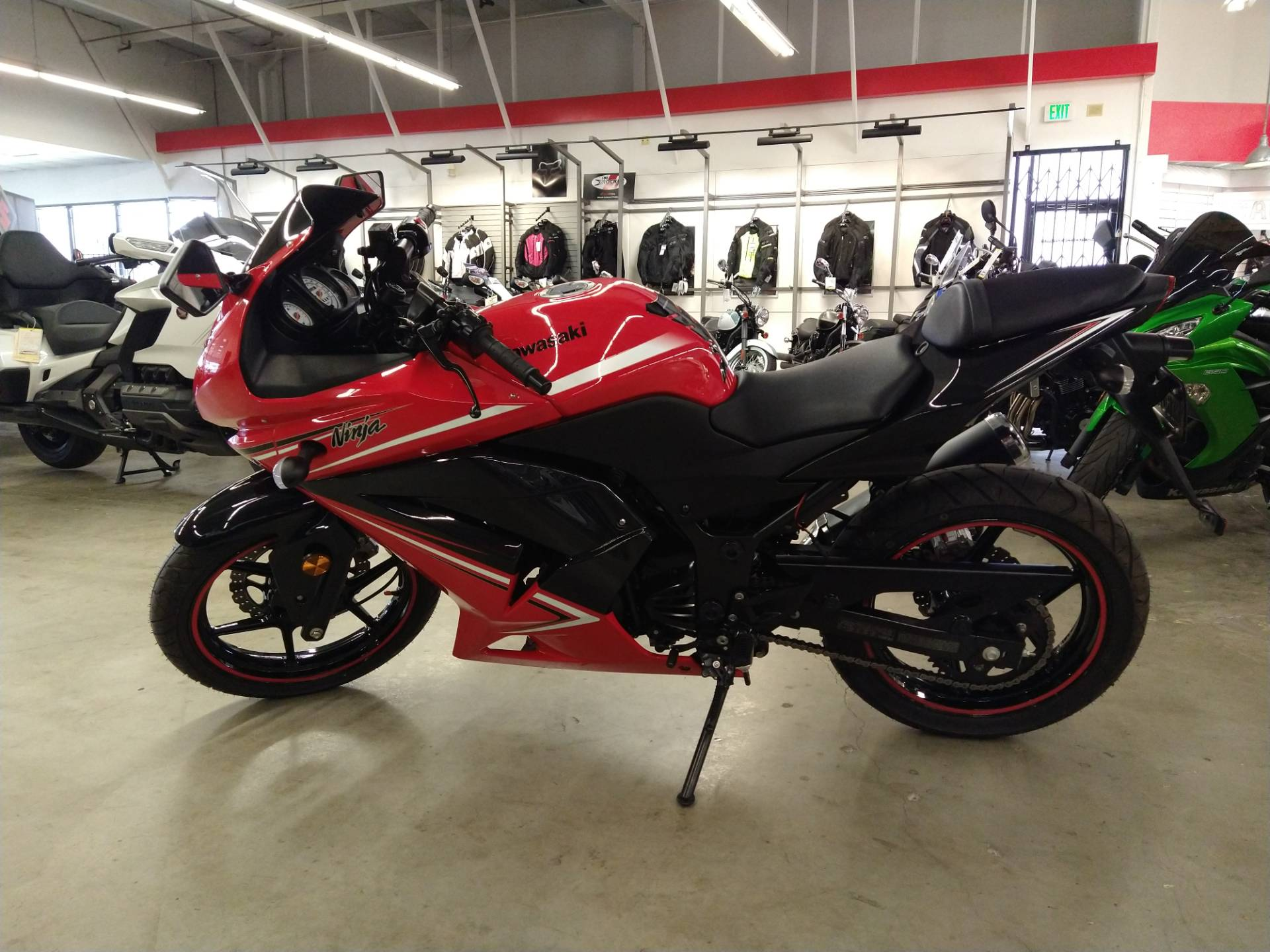 2012 Kawasaki Ninja® 250R in Fremont, California - Photo 3