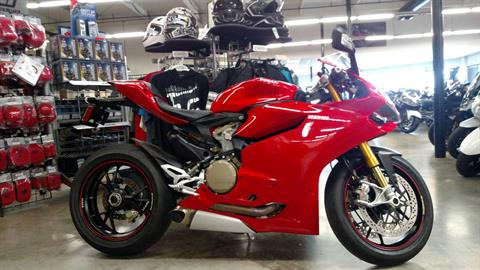 2012 Ducati 1199 Panigale S in Fremont, California - Photo 2