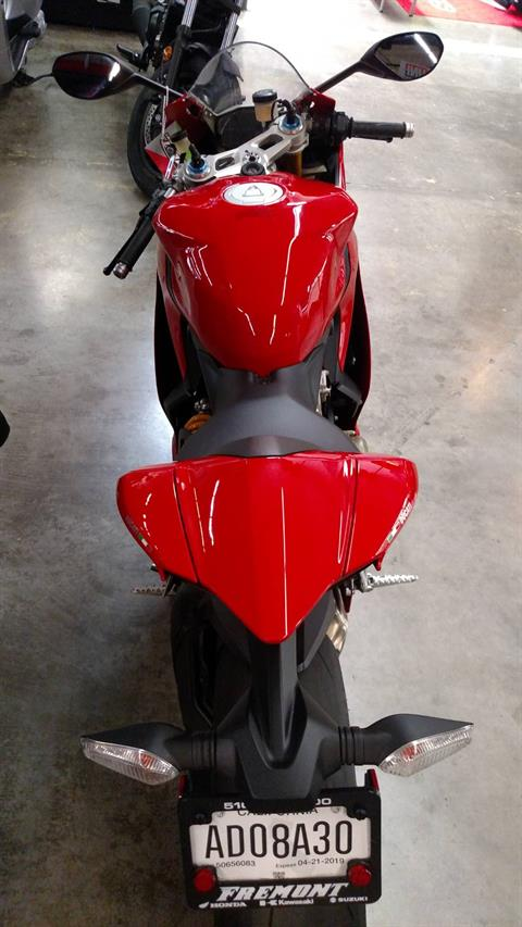 2012 Ducati 1199 Panigale S in Fremont, California - Photo 4