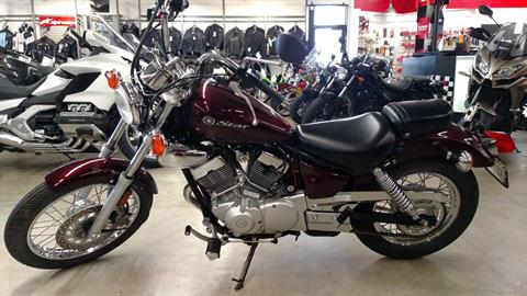 2009 Yamaha V Star 250 in Fremont, California
