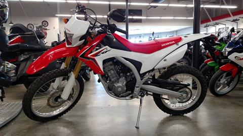 2014 Honda CRF®250L in Fremont, California