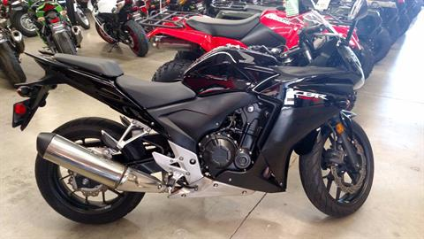 2015 Honda CBR®500R in Fremont, California