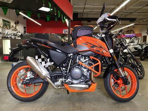 2018 KTM 690 Duke in Fremont, California - Photo 1