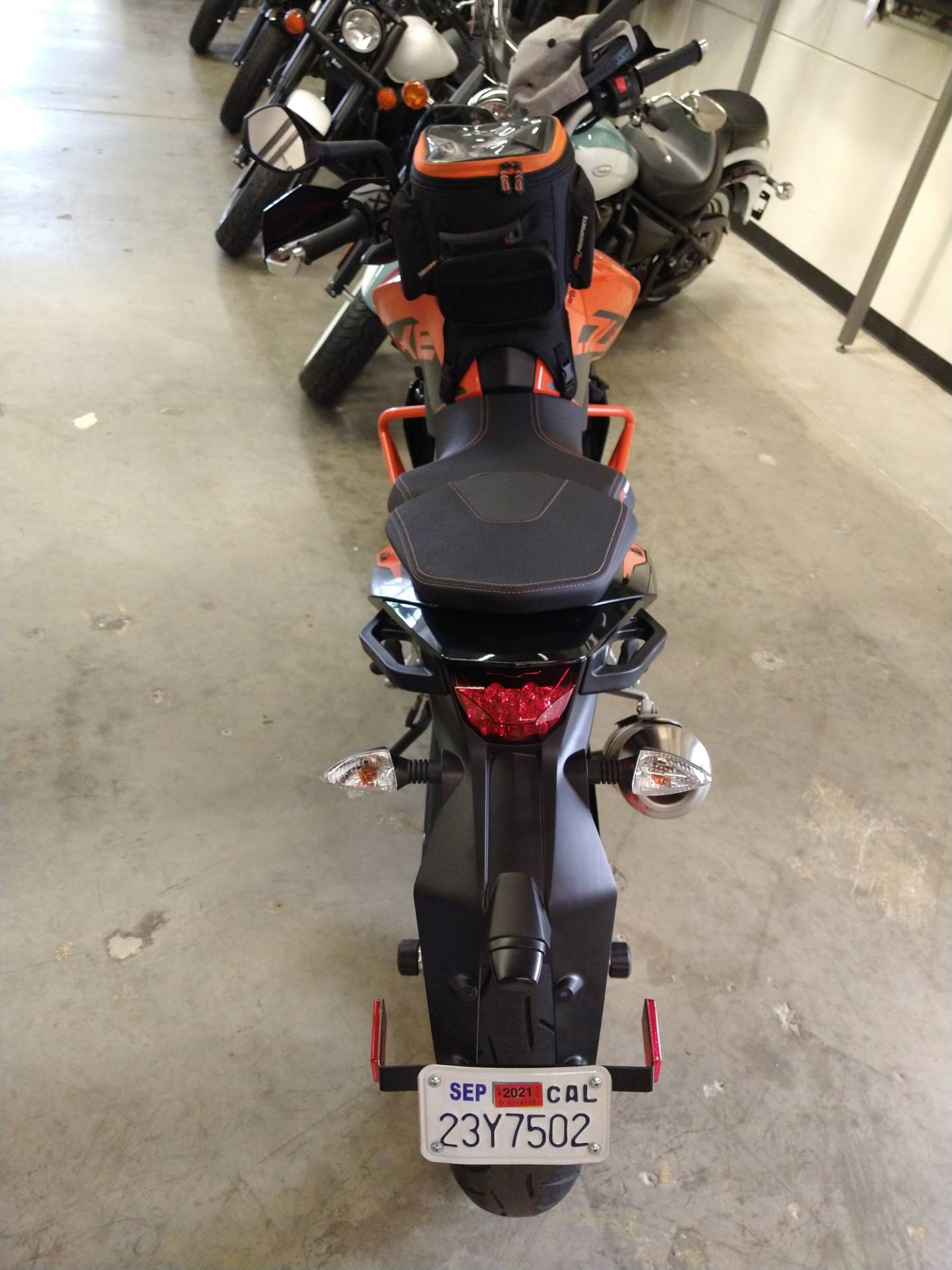 2018 KTM 690 Duke in Fremont, California - Photo 4