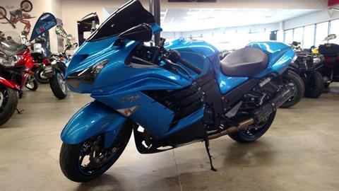 2012 Kawasaki Ninja® ZX™-14R in Fremont, California