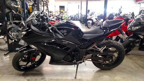 2013 Kawasaki Ninja® 300 in Fremont, California