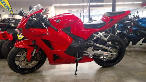 2015 Honda CBR®600RR ABS in Fremont, California