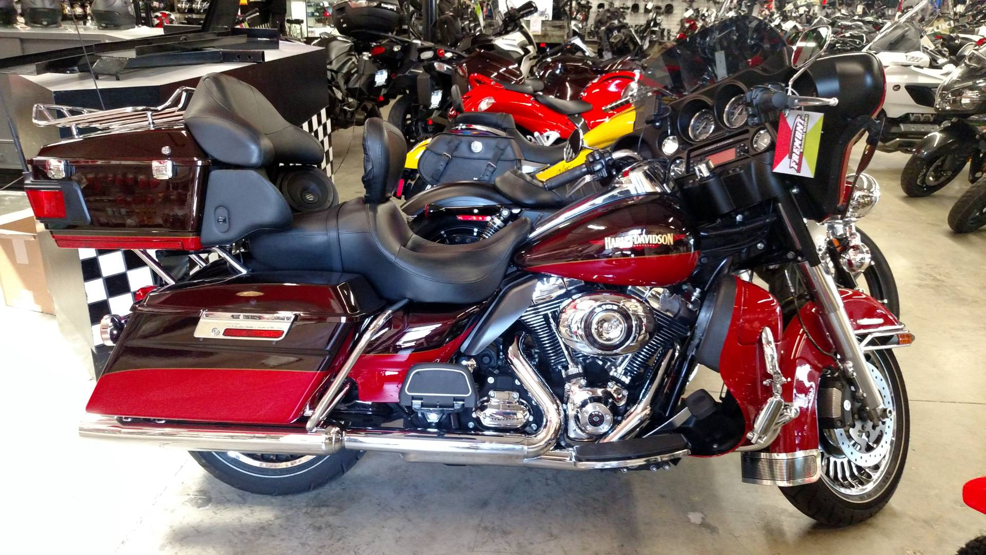 2010 Harley-Davidson Electra Glide® Ultra Limited in Fremont, California