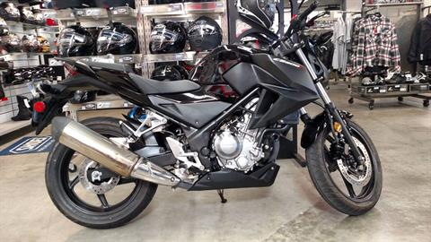 2016 Honda CB300F in Fremont, California