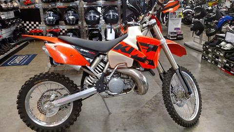 2004 KTM 250 EXC in Fremont, California