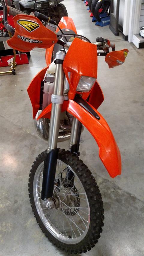 2004 KTM 250 EXC in Fremont, California
