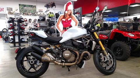 2016 Ducati Monster 1200 S in Fremont, California