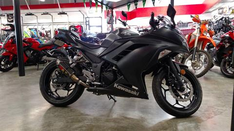 2016 Kawasaki Ninja 300 ABS in Fremont, California