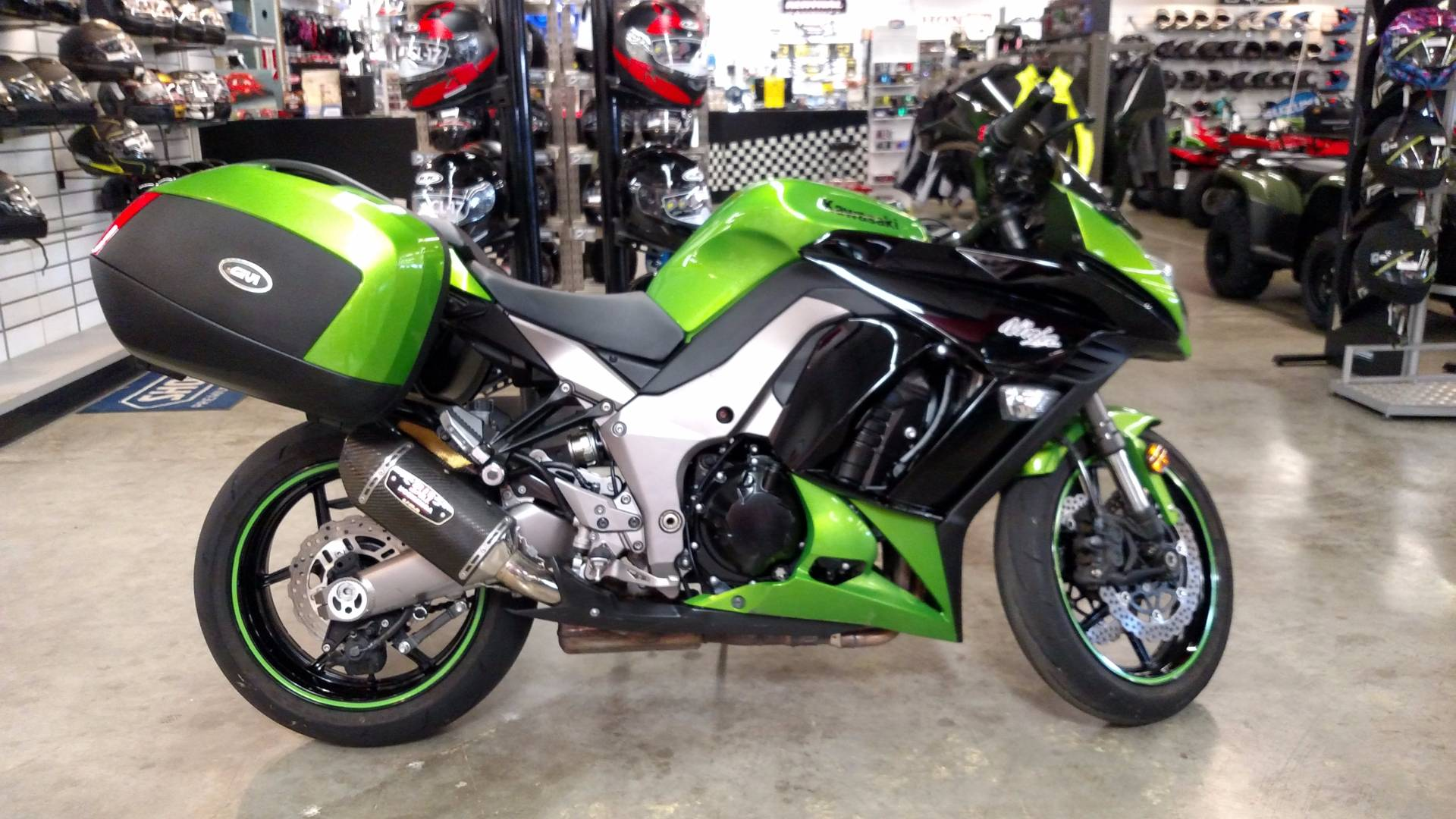 2012 Kawasaki Ninja® 1000 in Fremont, California