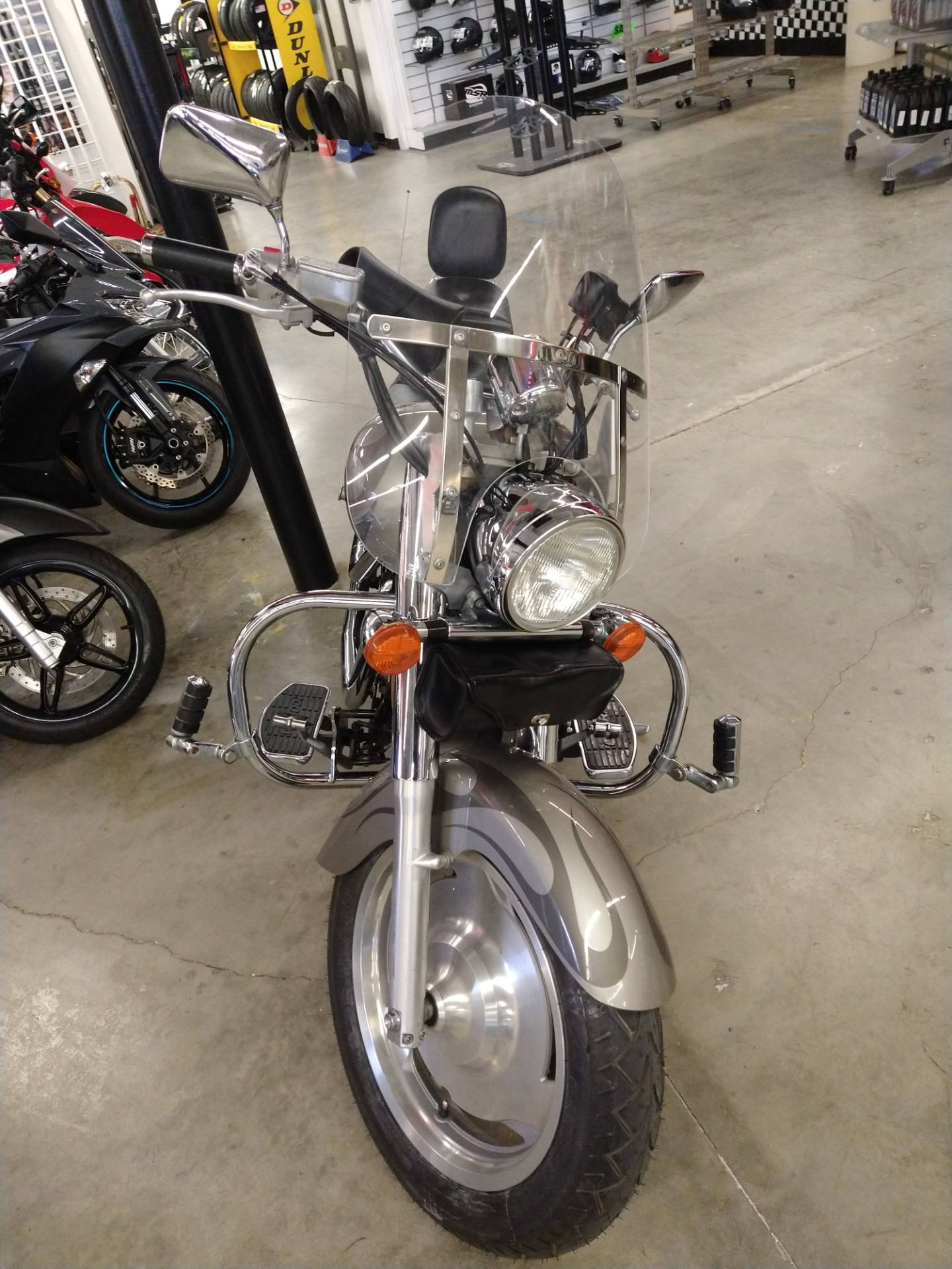 2002 Honda Shadow Sabre in Fremont, California - Photo 3