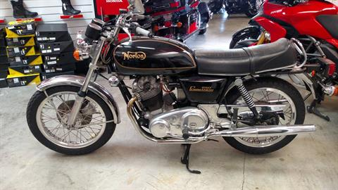 1974 Norton Motorcycles Commando 850 Interstate in Fremont, California - Photo 2