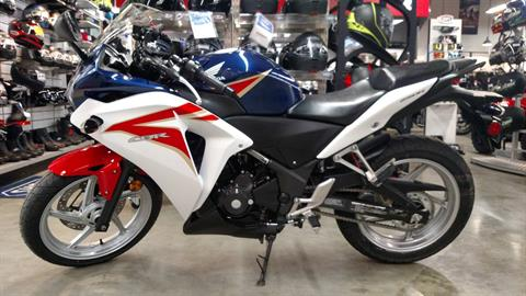 2012 Honda CBR®250R in Fremont, California
