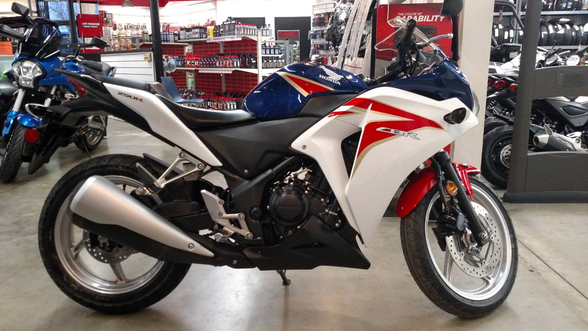 2012 Honda CBR®250R in Fremont, California