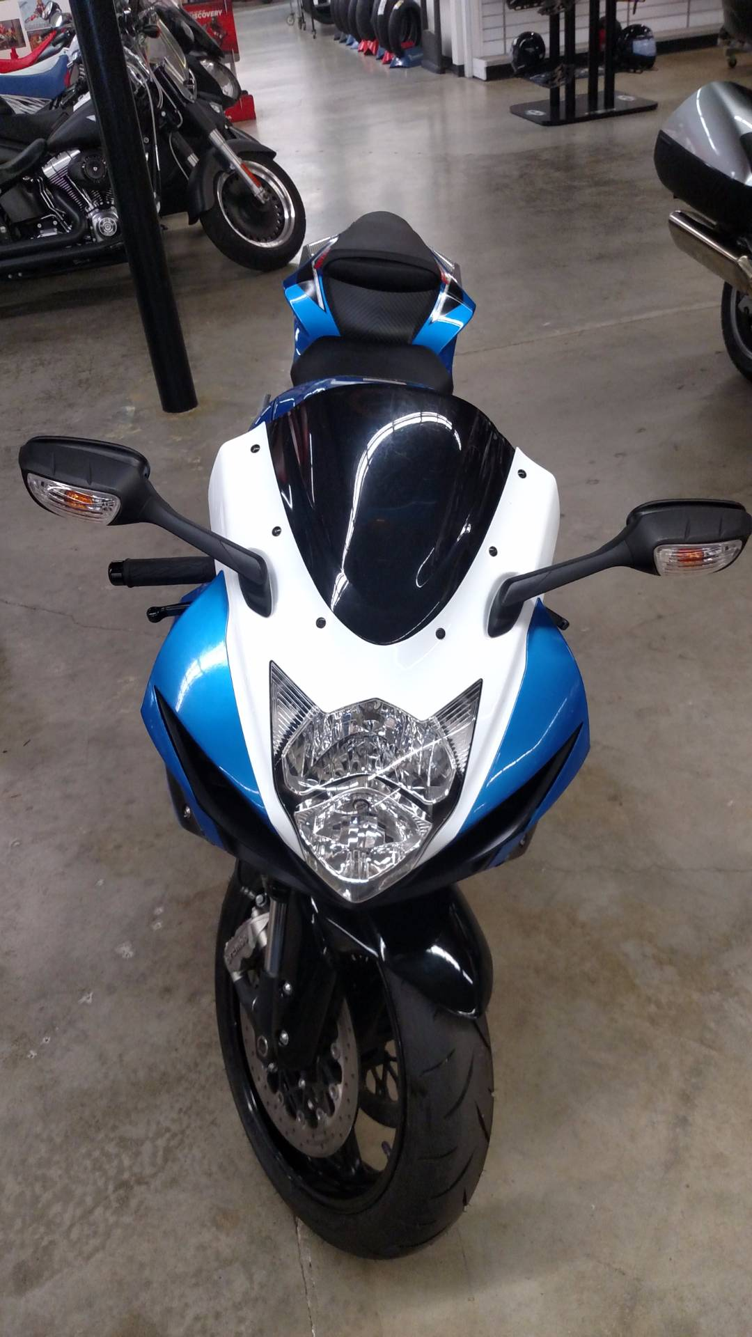 2014 Suzuki GSX-R600™ in Fremont, California