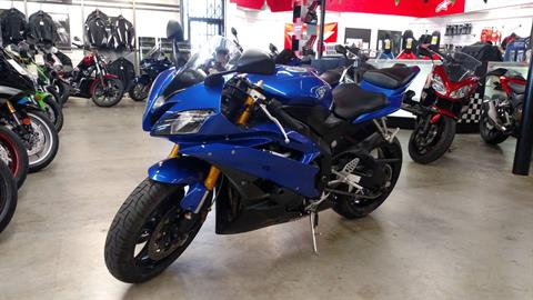 2006 Yamaha YZFR6 in Fremont, California
