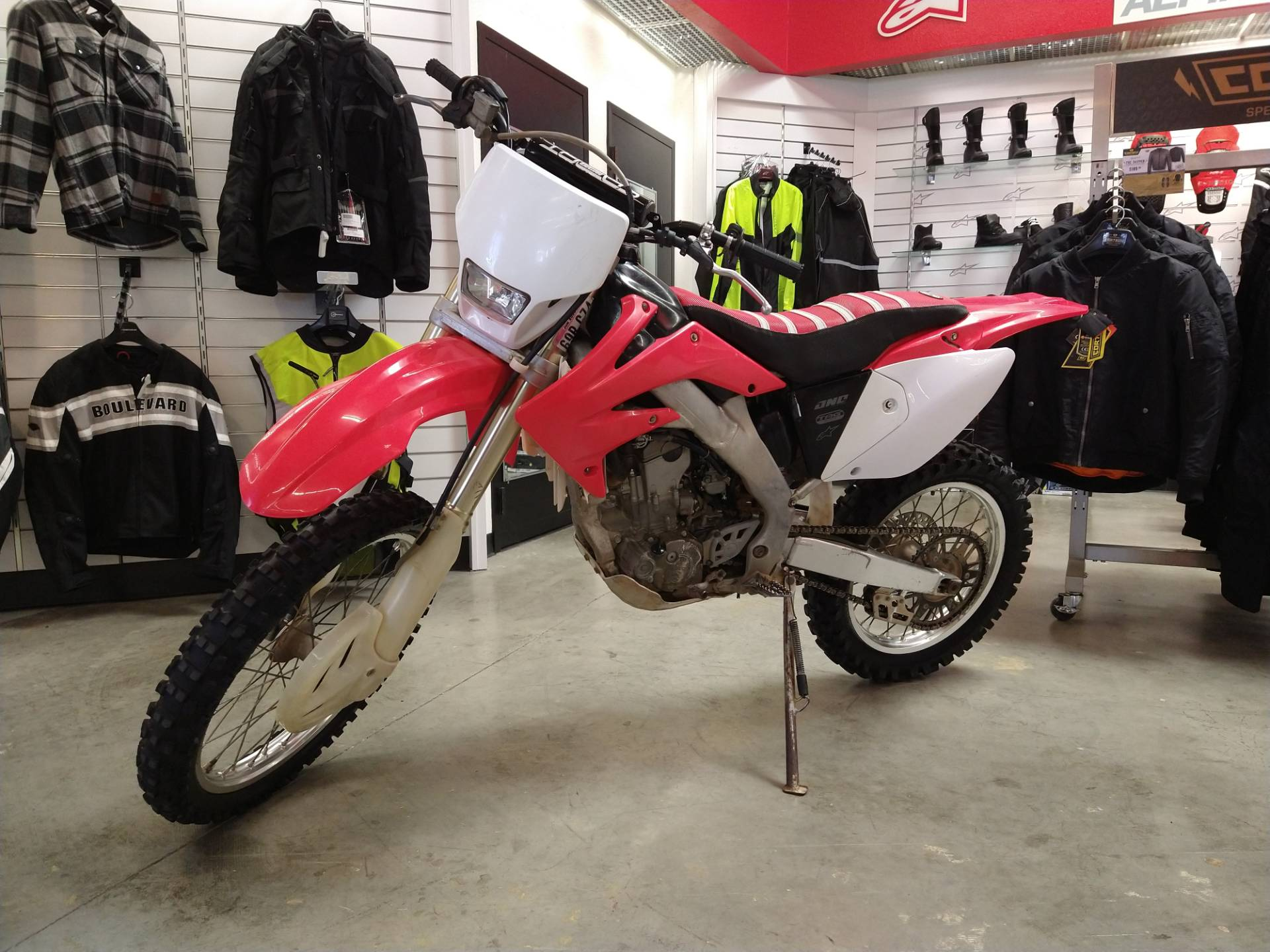2004 Honda CRF250X in Fremont, California - Photo 1
