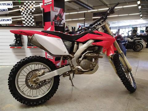 2004 Honda CRF250X in Fremont, California - Photo 3