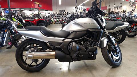 2015 Honda CTX®700N DCT ABS in Fremont, California
