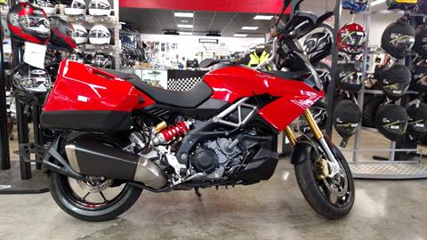 2015 Aprilia Caponord 1200 ABS Travel Pack in Fremont, California