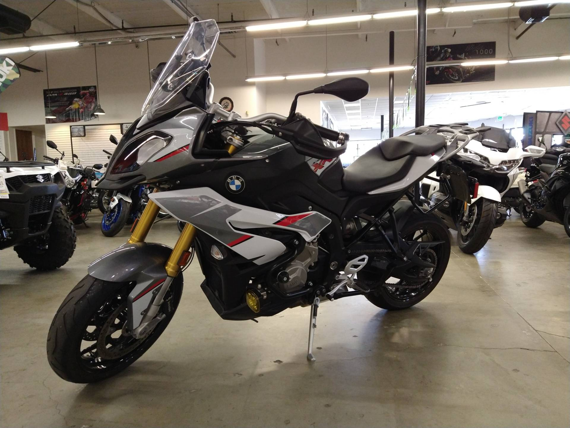 2016 BMW S 1000 XR in Fremont, California - Photo 1