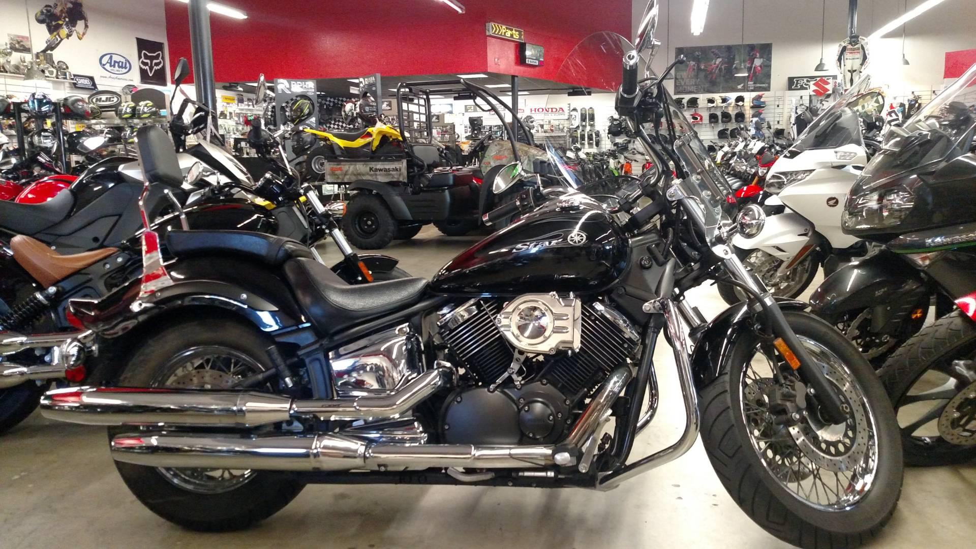 2008 Yamaha V Star 1100 Motorcycles Fremont California U09958
