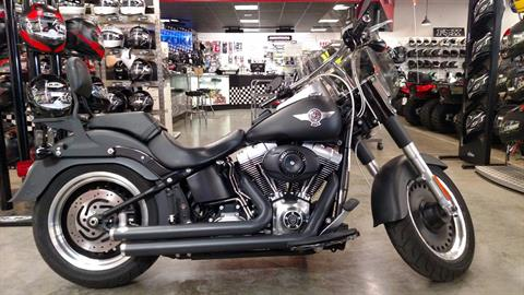2010 Harley-Davidson Softail® Fat Boy® Lo in Fremont, California