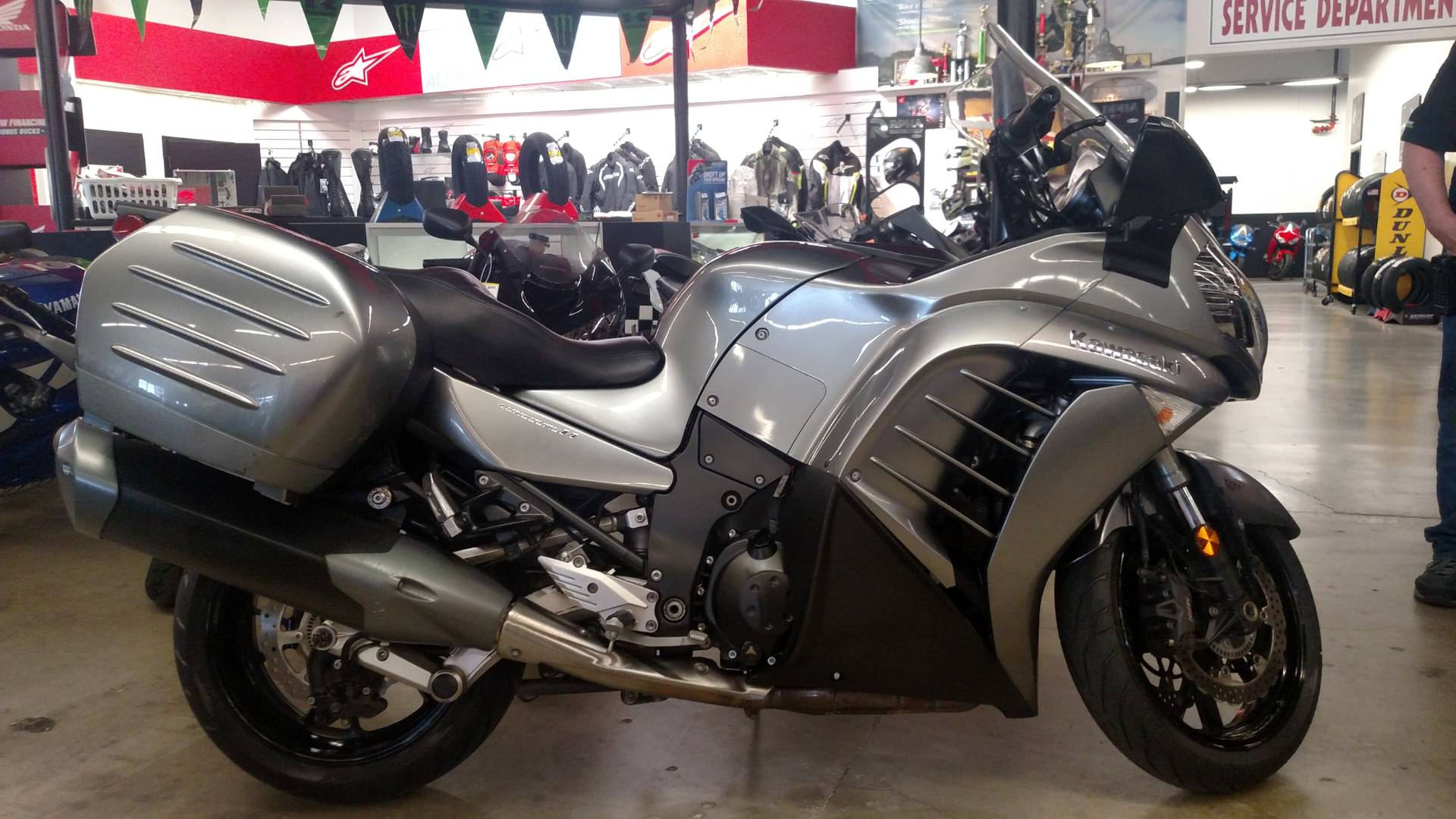 2016 Kawasaki Concours 14 ABS in Fremont, California - Photo 4