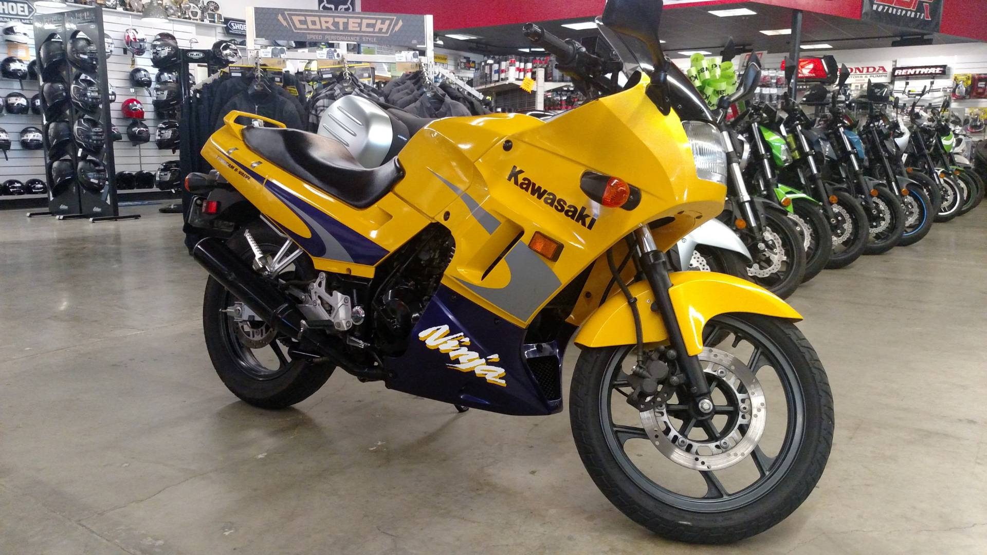 2001 Kawasaki Ninja 250R in Fremont, California - Photo 1