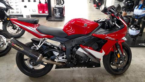 2005 Yamaha YZF-R6 in Fremont, California