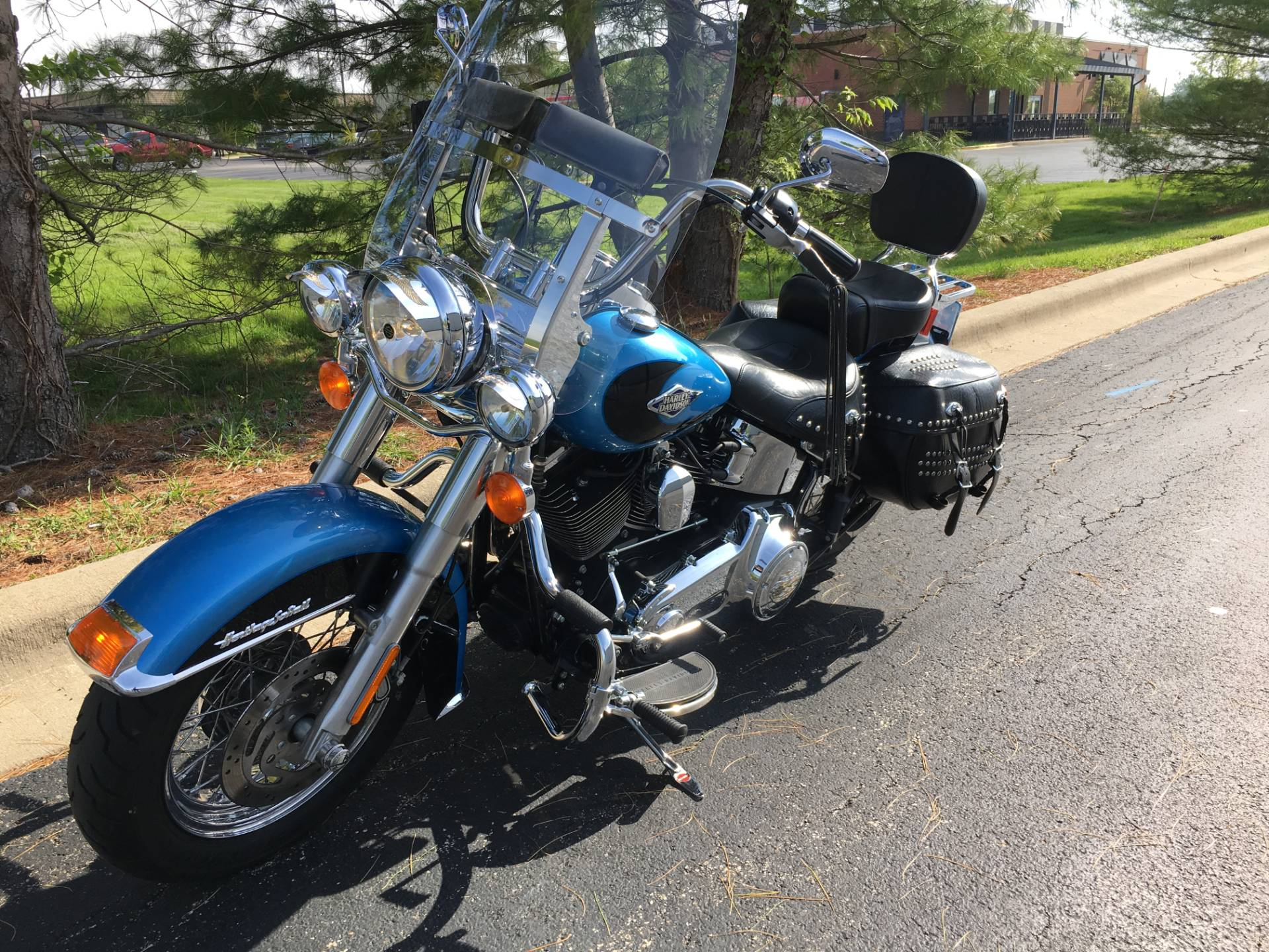 2011 Harley-Davidson Heritage Classic in Forsyth, Illinois