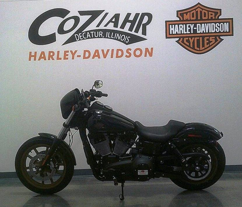 2017 Harley-Davidson Low Rider S in Forsyth, Illinois