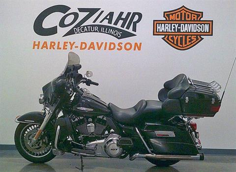 2012 Harley-Davidson Ultra Limited in Forsyth, Illinois