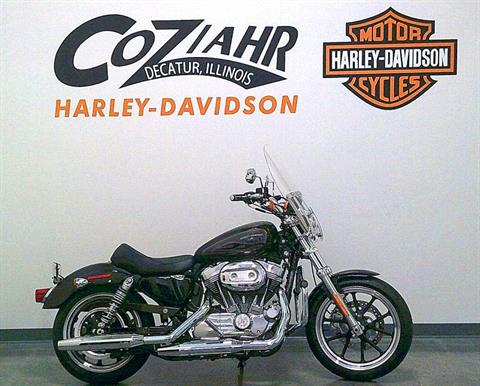 2017 Harley-Davidson 883 Low in Forsyth, Illinois