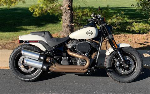 2019 Harley-Davidson Fat Bob 114 in Forsyth, Illinois