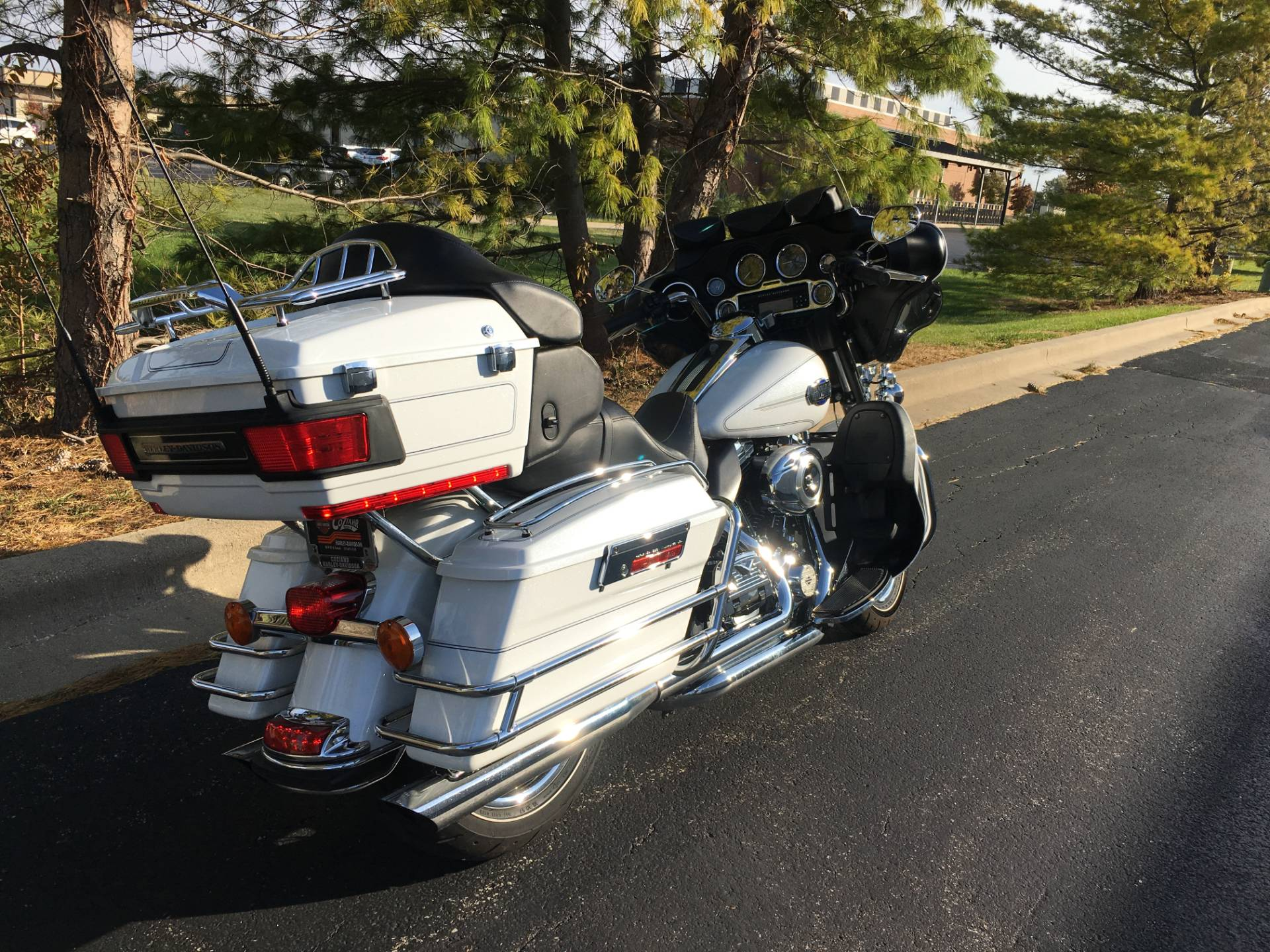 2012 Harley-Davidson Ultra Classic in Forsyth, Illinois - Photo 3