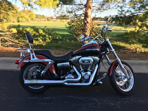 2012 Harley-Davidson Super Glide Custom in Forsyth, Illinois