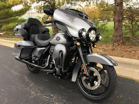 2019 Harley-Davidson Ultra Limited CVO in Forsyth, Illinois