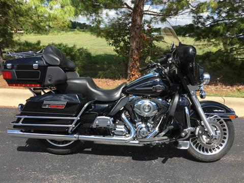 2011 Harley-Davidson Ultra Classic in Forsyth, Illinois