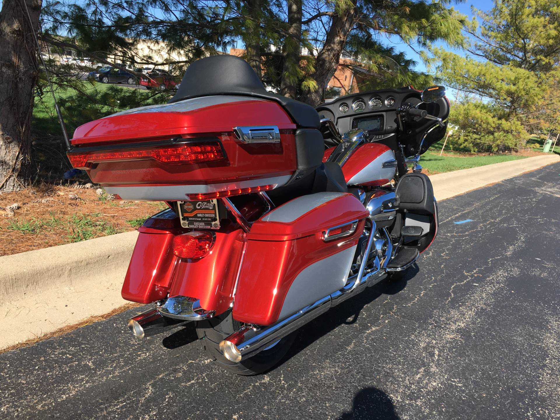 2019 Harley-Davidson Ultra Classic in Forsyth, Illinois - Photo 3